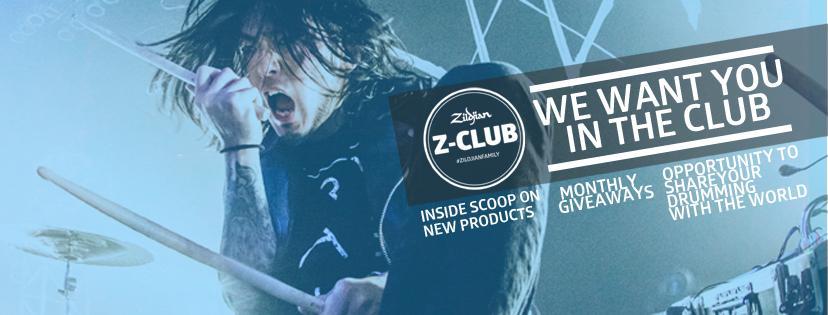 Zildjian Z-Club