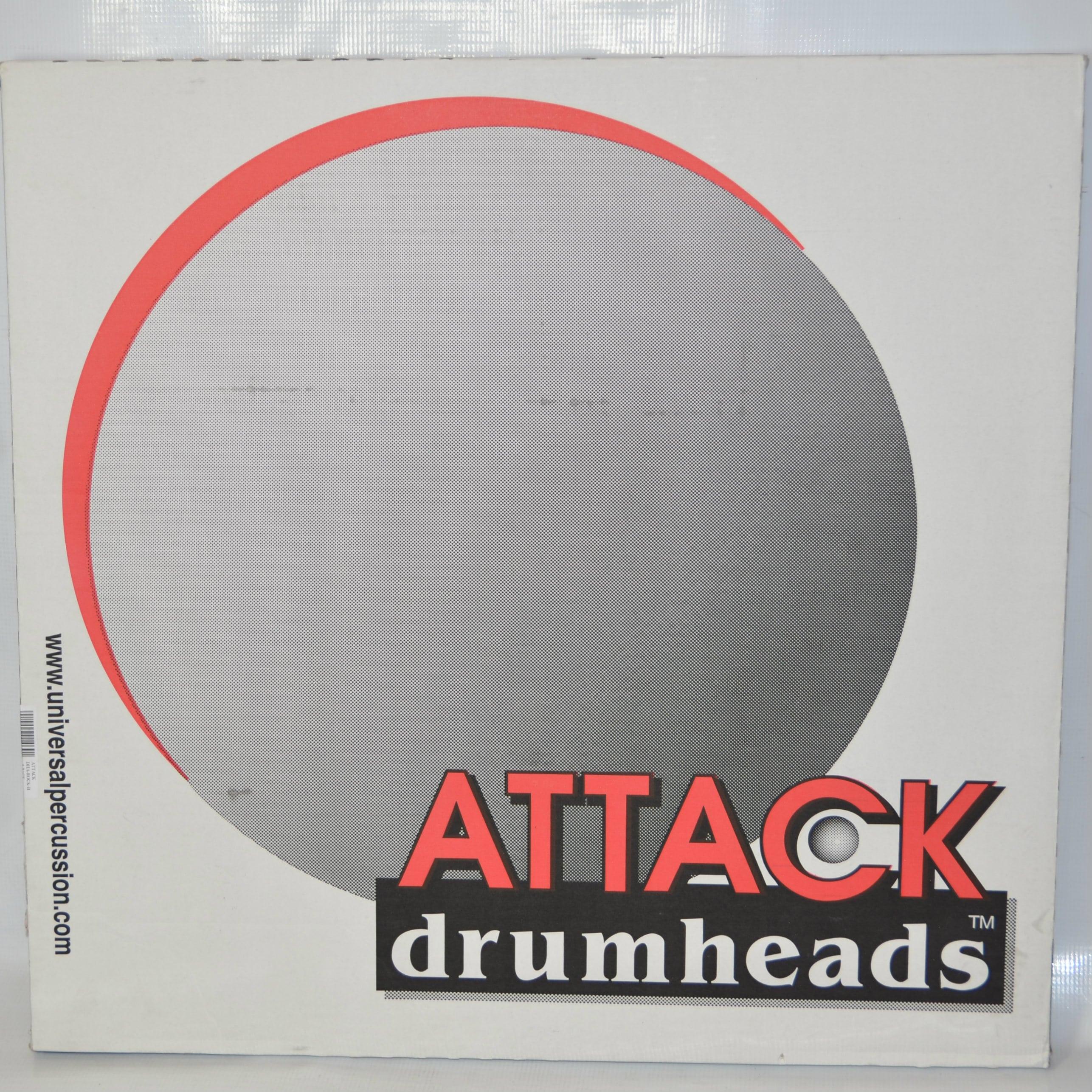 Attack Drumheads opakowanie