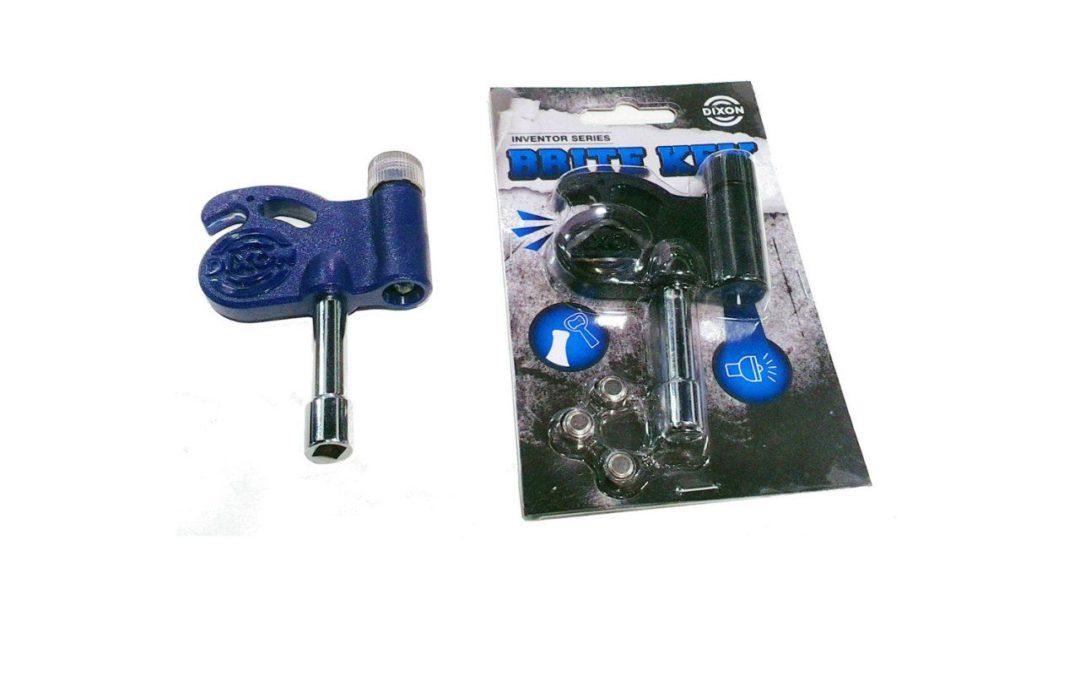 Prezentacja BeatIt: kluczyk Dixon PAKE-IVBR-BP