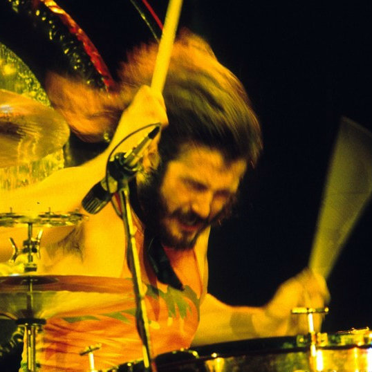 john bonham led zeppelin