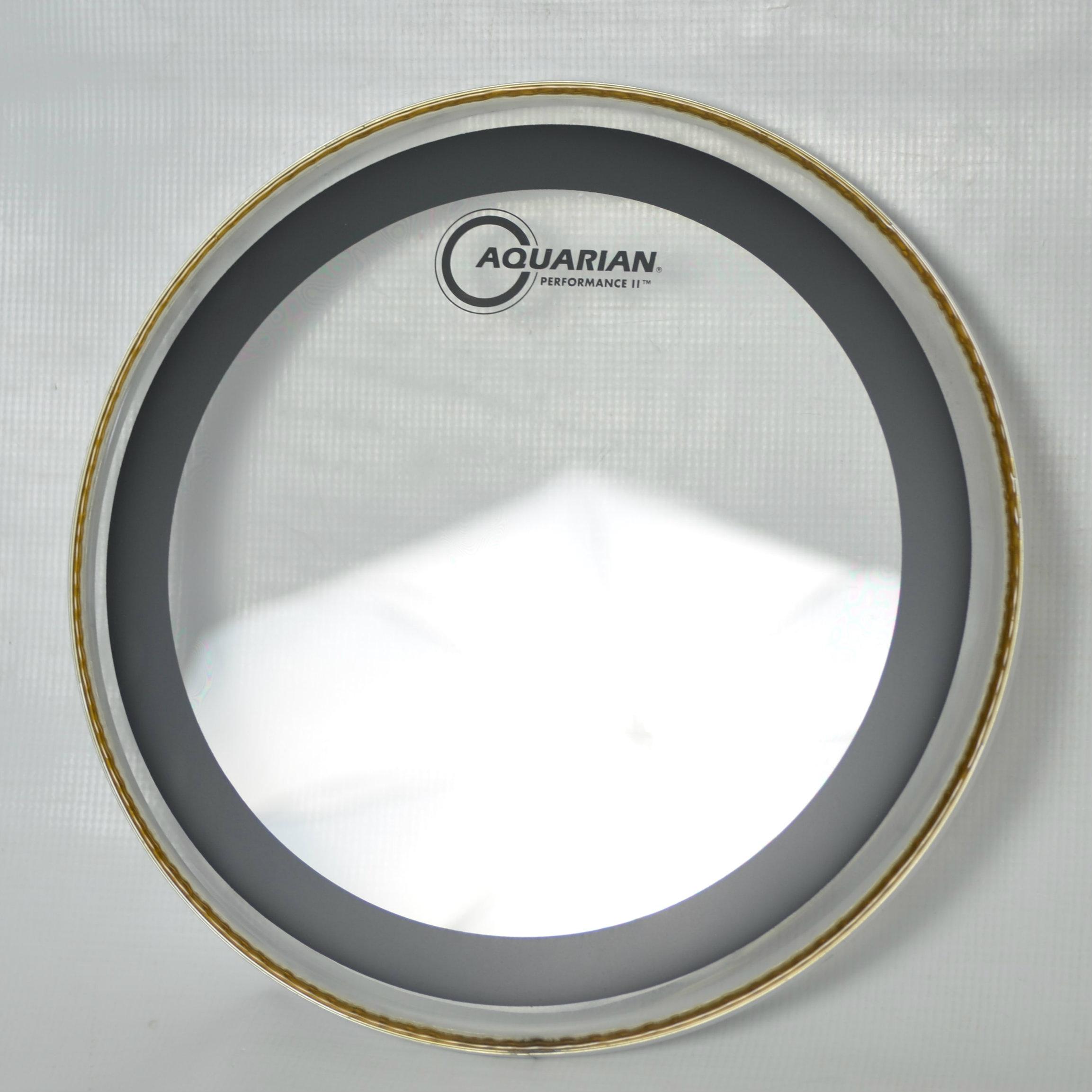 Aquarian Performance II drumhead