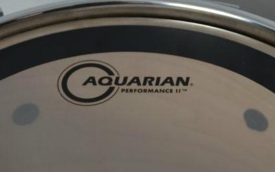 BeatIt testuje: Naciągi Aquarian Performance II