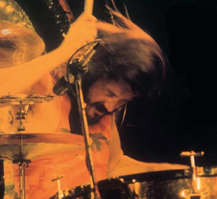 10 najlepszych rockowych wykonań perkusyjnych nagranych na płytę