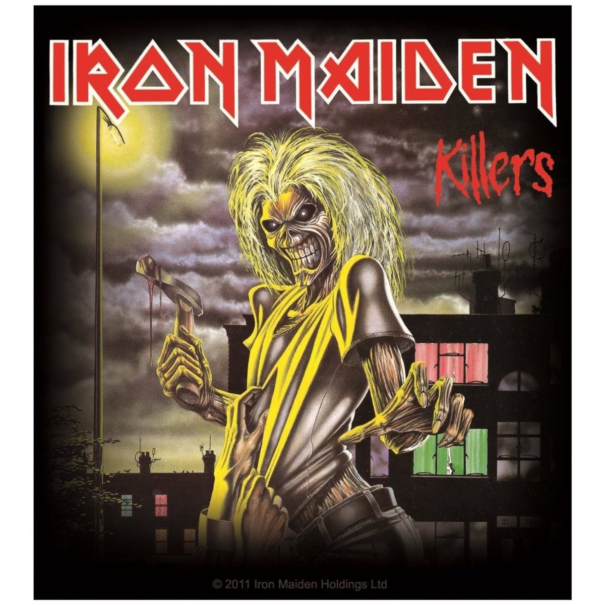 Iron Maiden - Killers beatit.tv