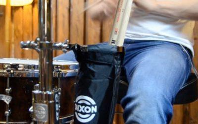 BeatIt testuje: uchwyt na pałki Dixon PX-AH-HP
