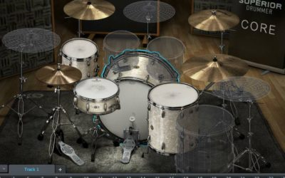 Toontrack zapowiada: Superior Drummer 3