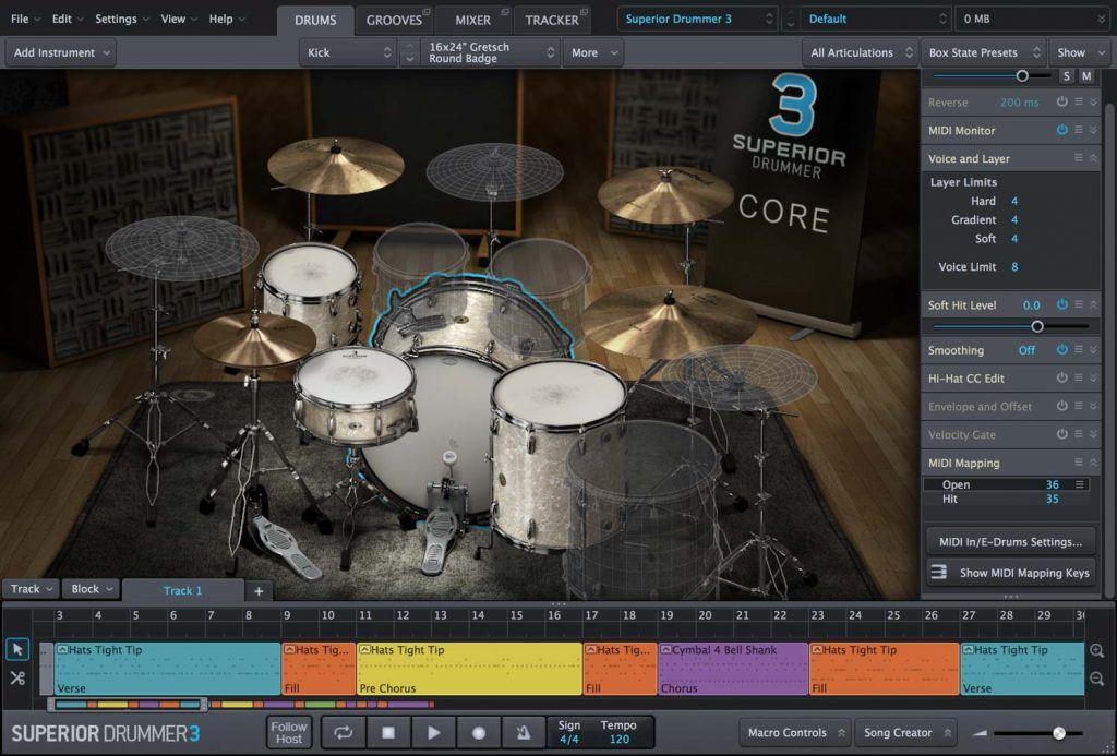 Superior Drummer 3 wkrótce na rynku