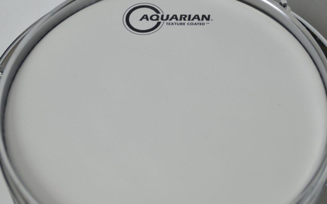 BeatIt testuje: Naciągi Aquarian Texture Coated