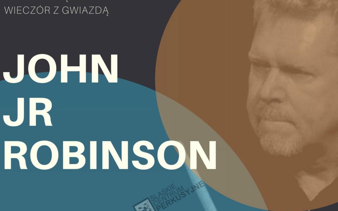John JR Robinson w Polsce
