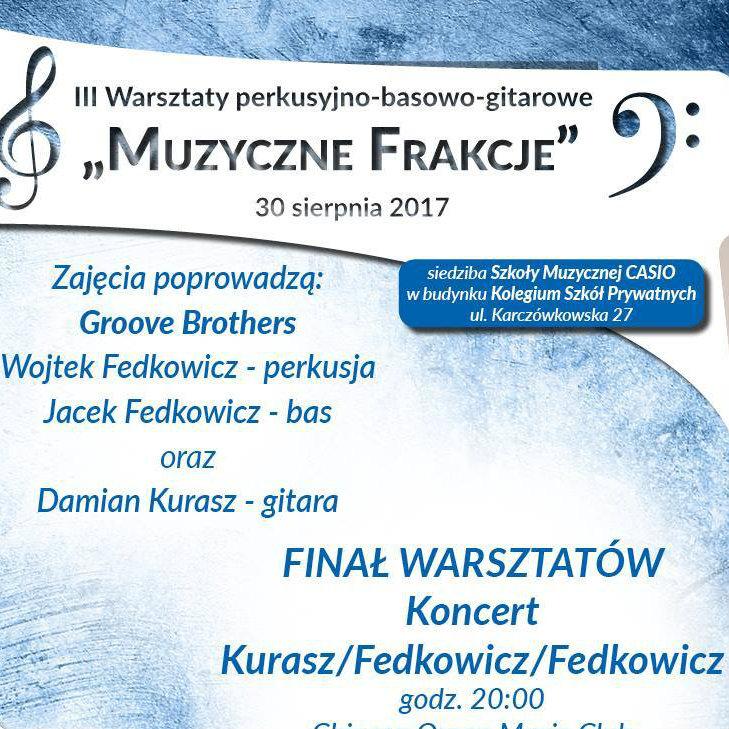 Muzyczne Frakcje Kielce