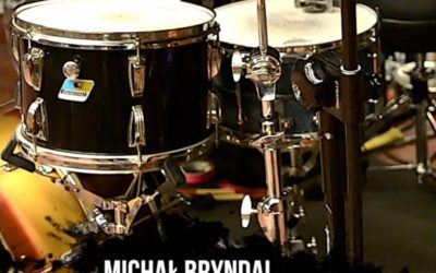 Michał Bryndal (Voo Voo) - zestaw perkusyjny