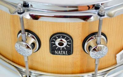 Test BeatIt: werbel Natal Pure Stave (klon)