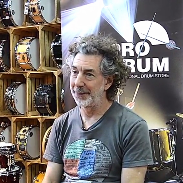 Simon Phillips wywiad