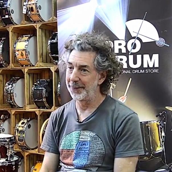 Simon Phillips wywiad dla BeatIt, cz. 6