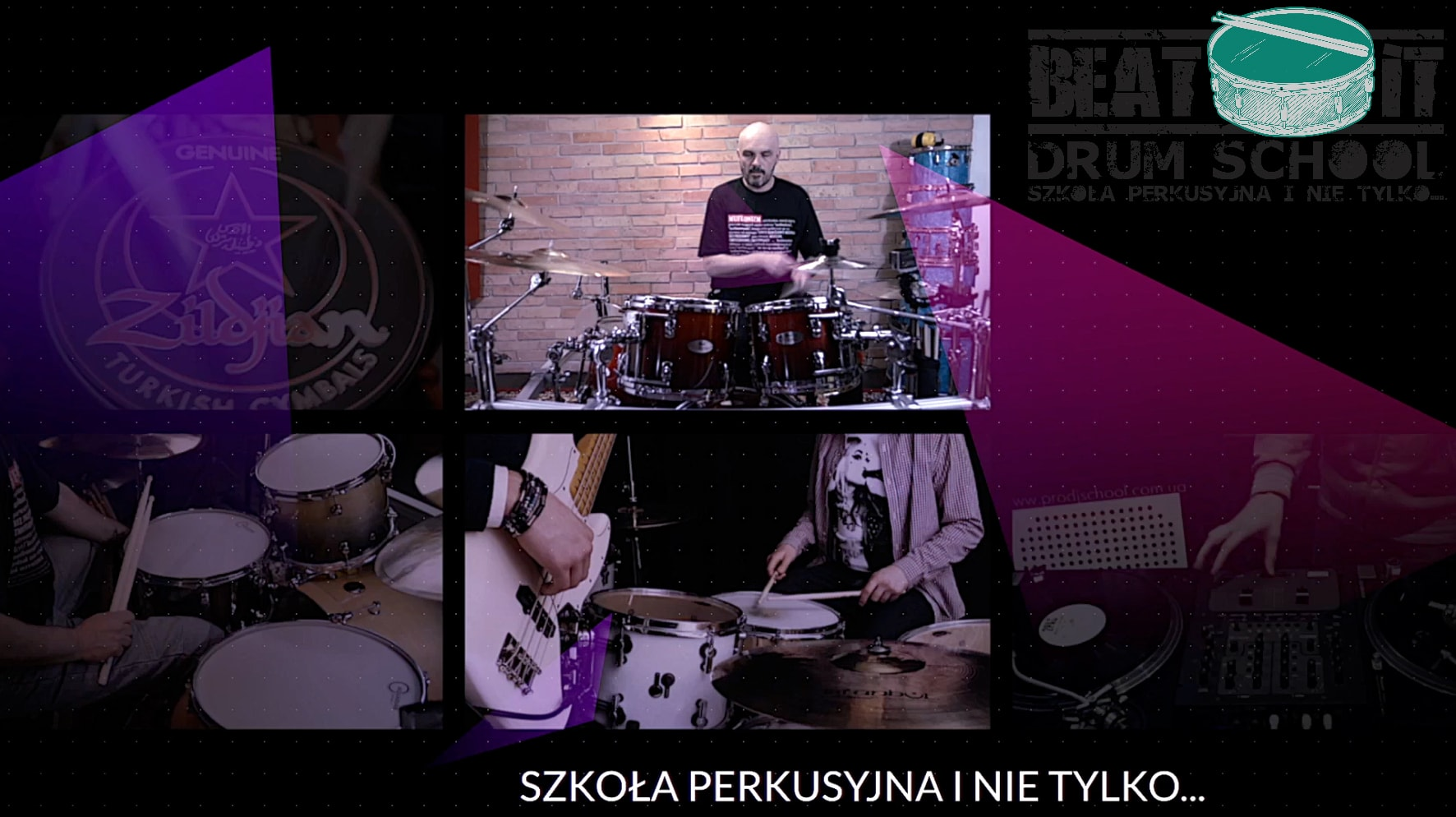 Beatit Drum School kadr