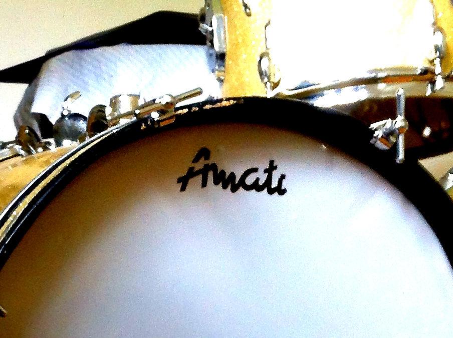 Legendarne wyroby perkusyjne: Amati – 40-letni obiekt marzeń