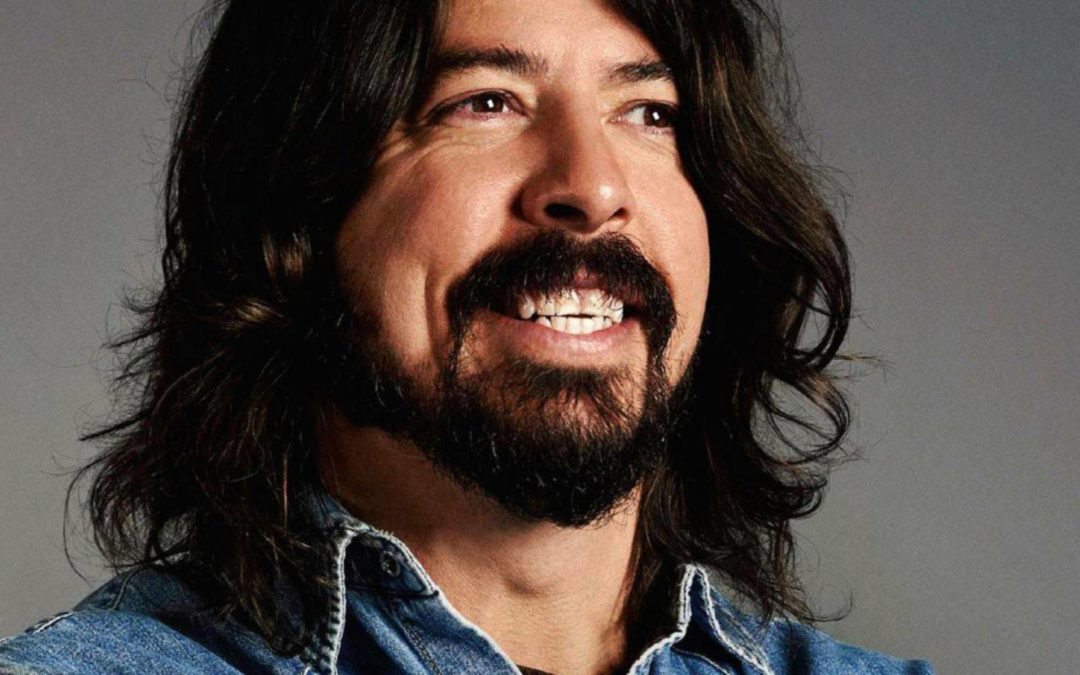 Dave Grohl: perkusista czy frontman?