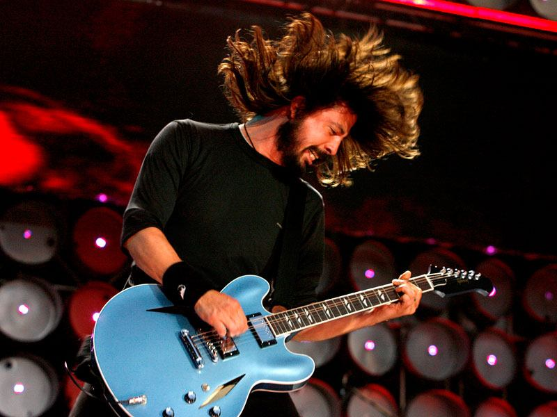 Dave Grohl Foo Fighters beatit.tv