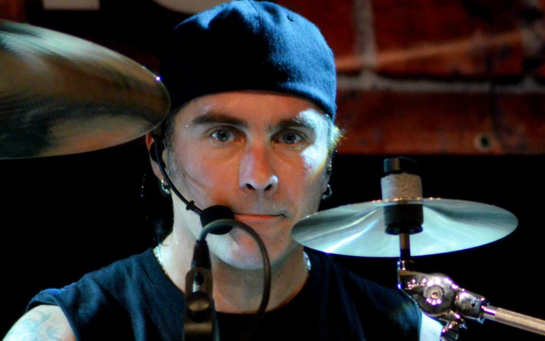 Jason Bittner i bycie perkusyjną groupie zespołu Overkill