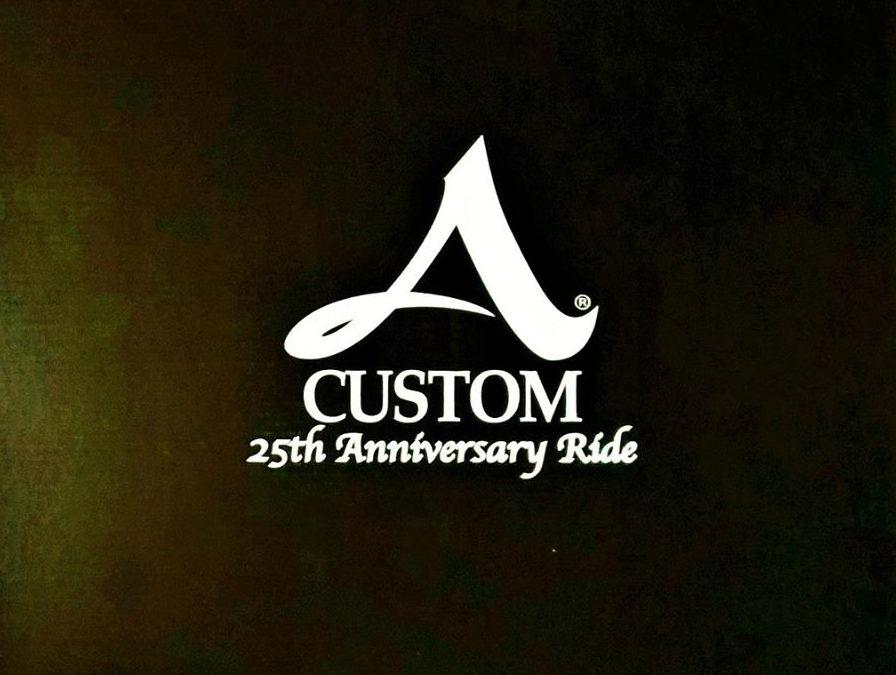 Jubileuszowy ride Zildjian A Custom 23″