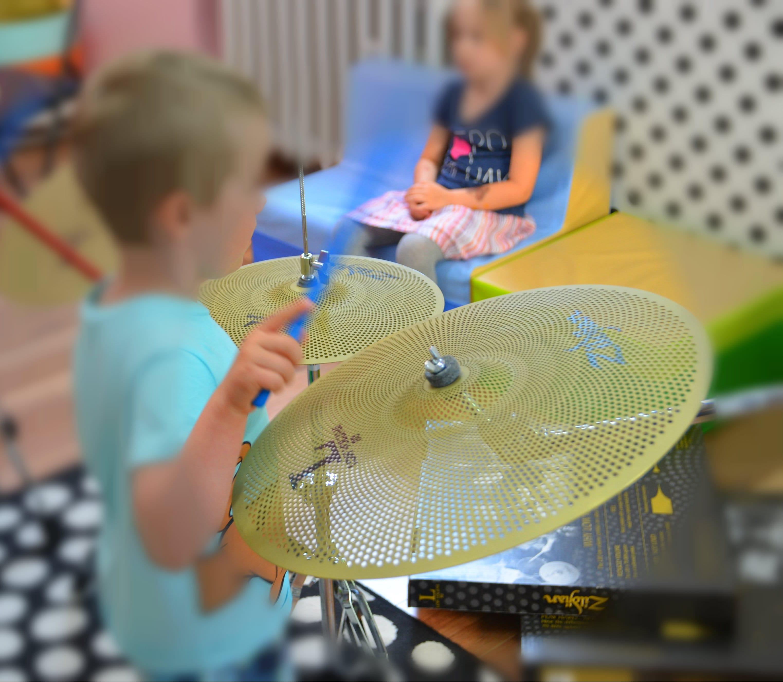 Beatit Drum School rytmika