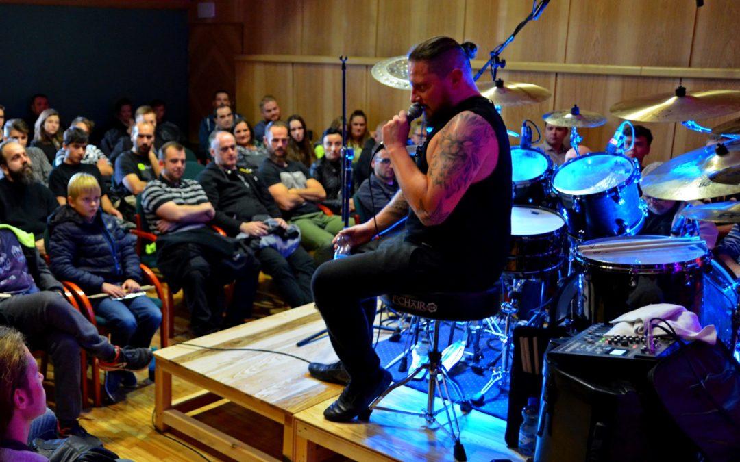 """Drum Fest 2017: Wywiad z Dariuszem """"Darayem"""" Brzozowskim"""