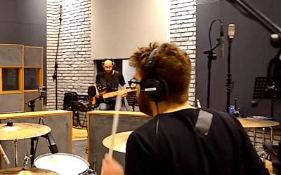 Jakub Martuzalski & RusT - Jam nagrany w GPD Studio
