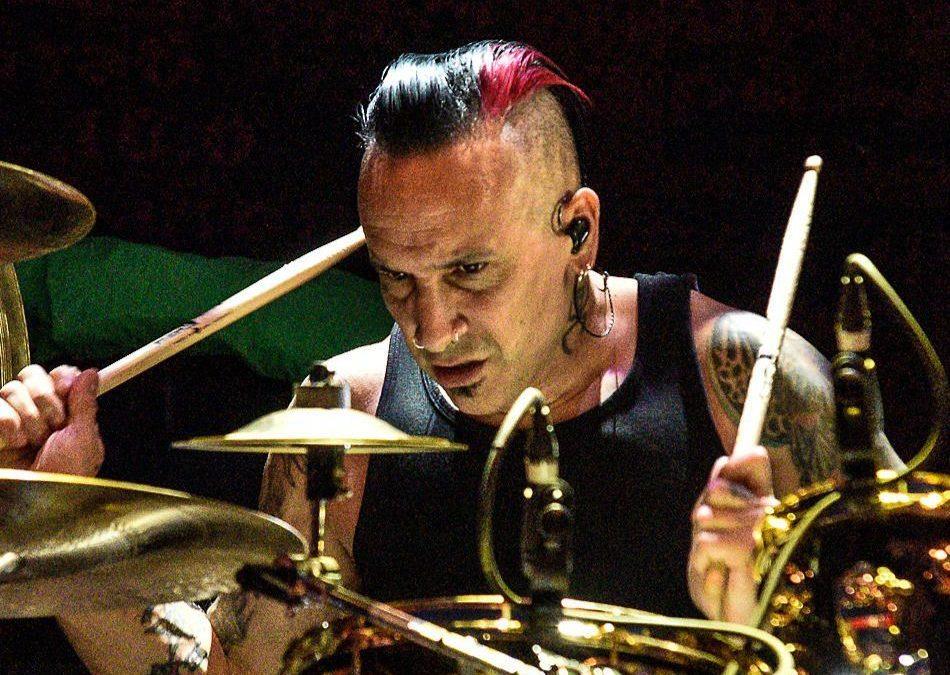 Roy Mayorga (Stone Sour) endorserem pałek Vater