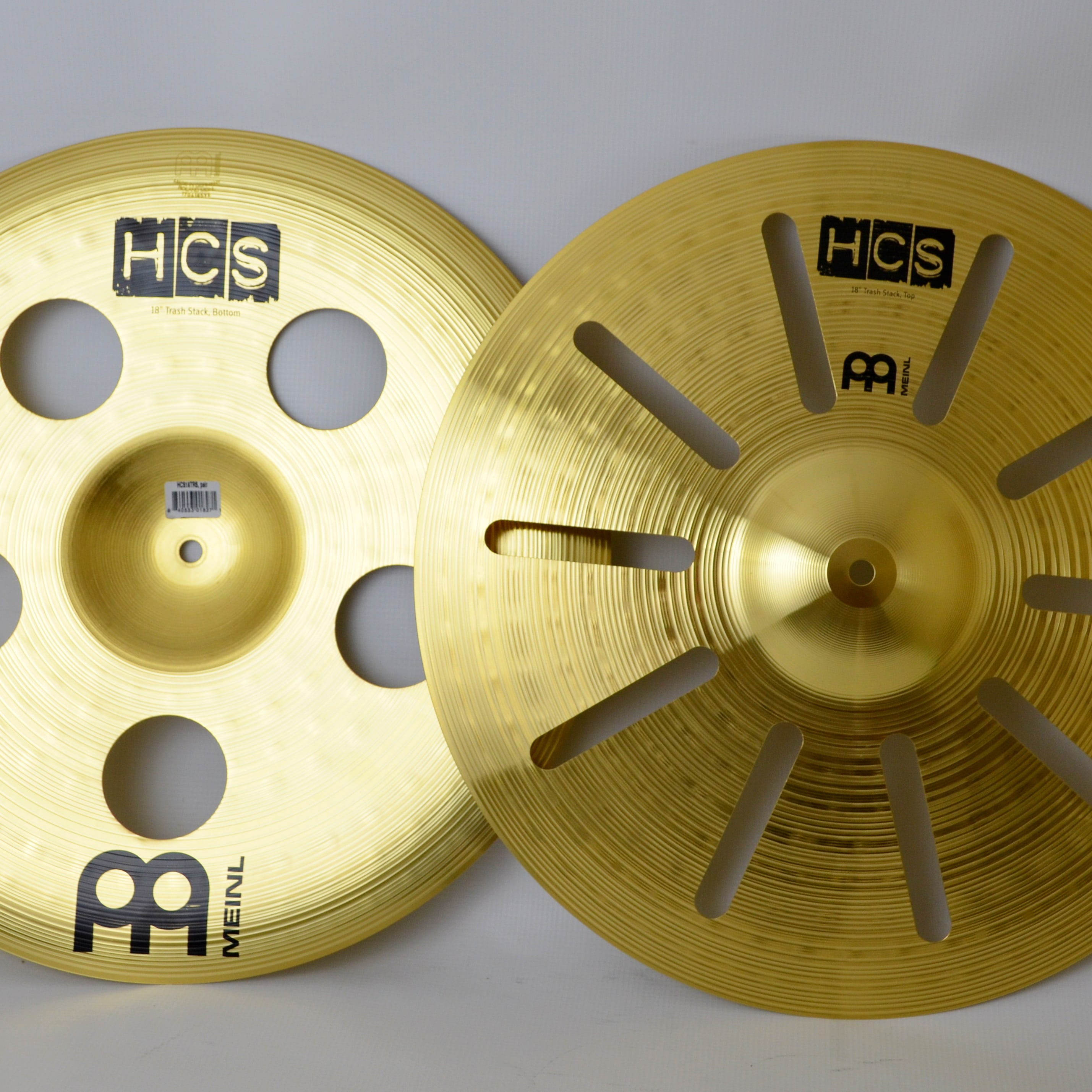 stack cymbal