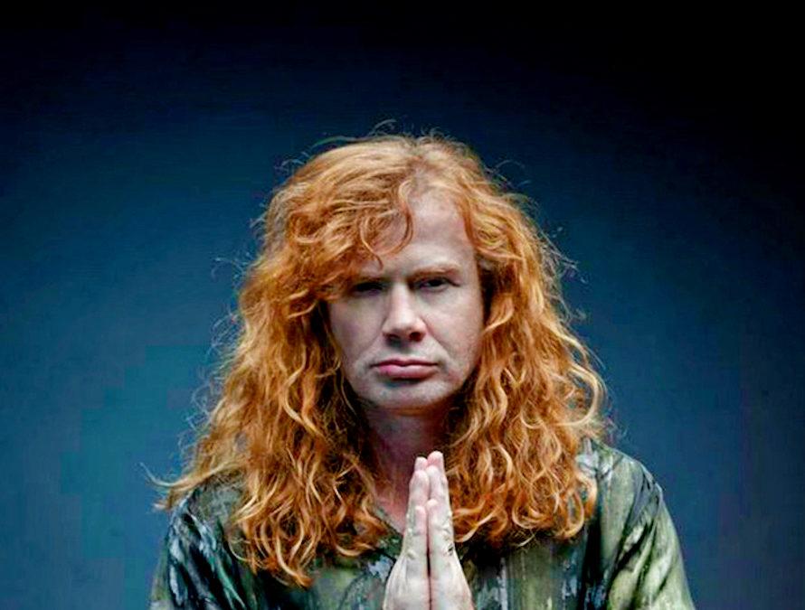 Dave Mustaine: niedoceniani perkusiści stają się niemili