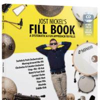 """Książka """"Jost Nickel's Fill Book"""" dostępna w języku angielskim"""