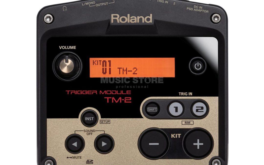BeatIt testuje: Roland TM-2