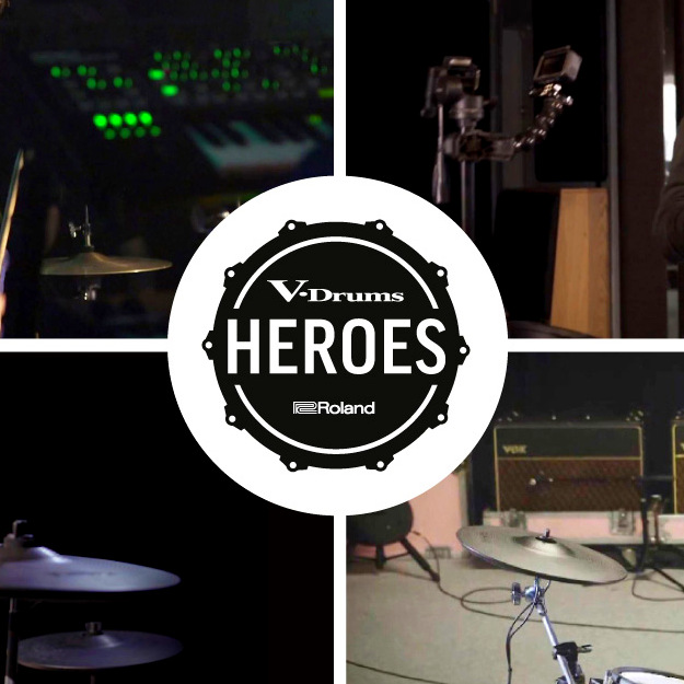 Konkurs Roland V-Drums Heroes