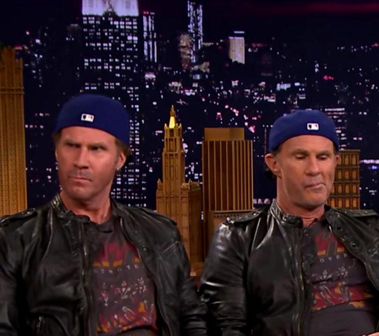Chad Smith reaguje na zaczepkę fana