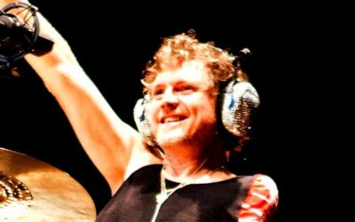 "Rick Allen i trasa ""Drums for Peace"""