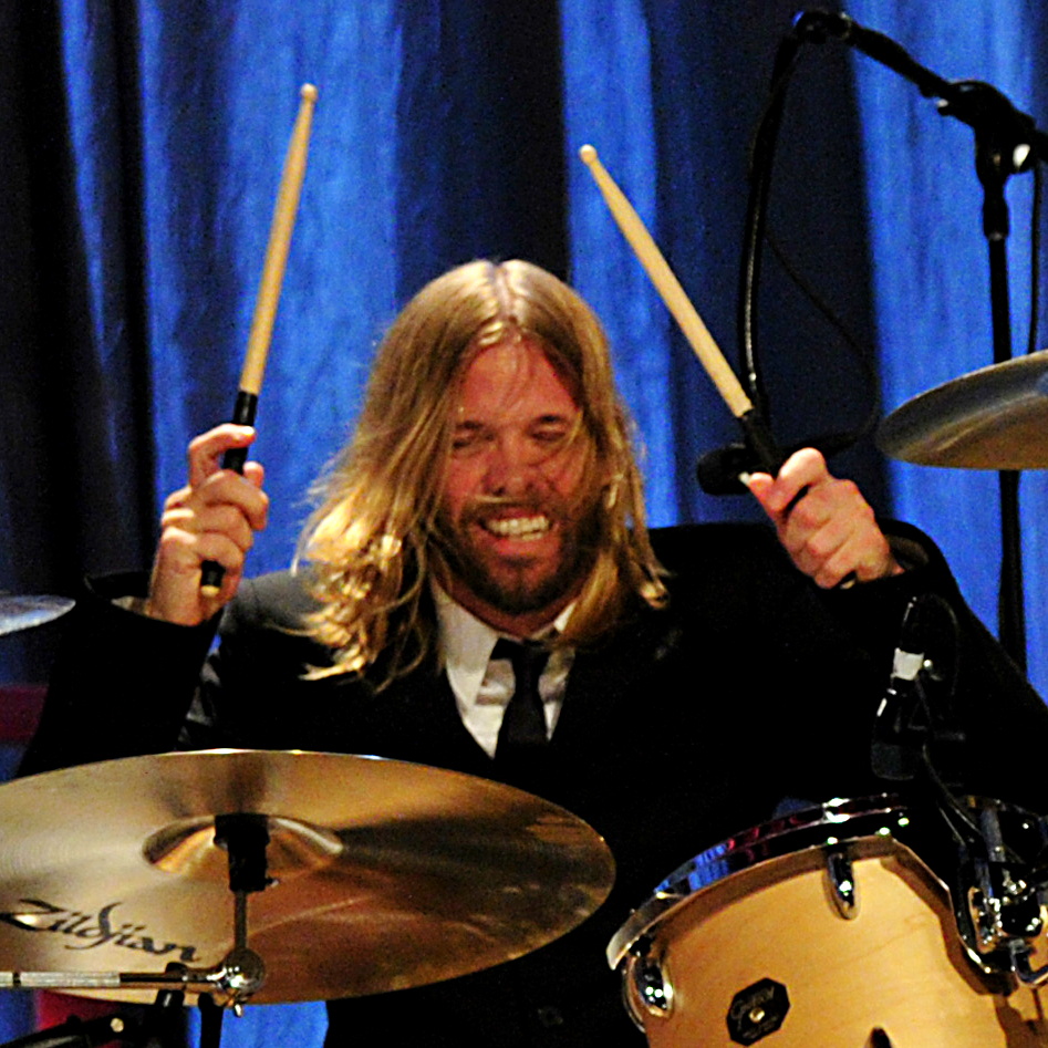 taylor hawkins foo fighters
