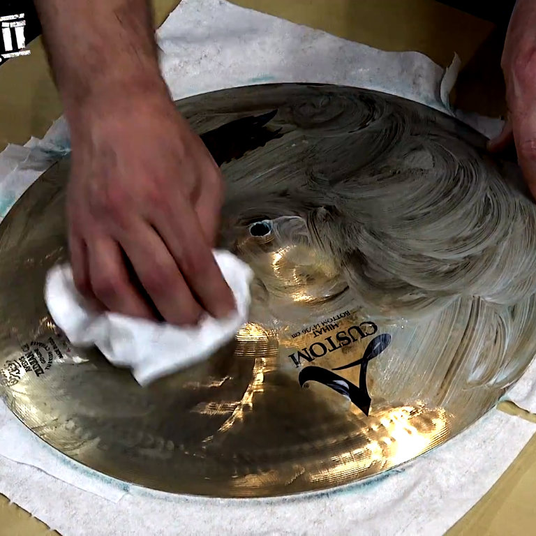 zildjian a custom cleaner