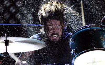Czy Dave Grohl będzie grał w zespole Rush?