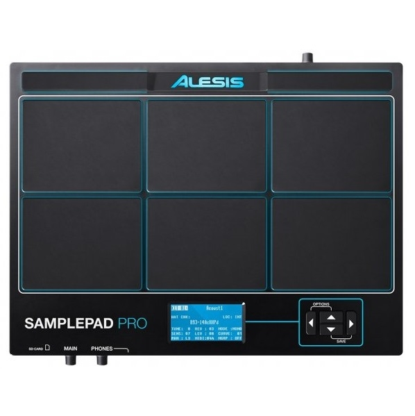 Alesis Sample Pad Pro beatit.tv
