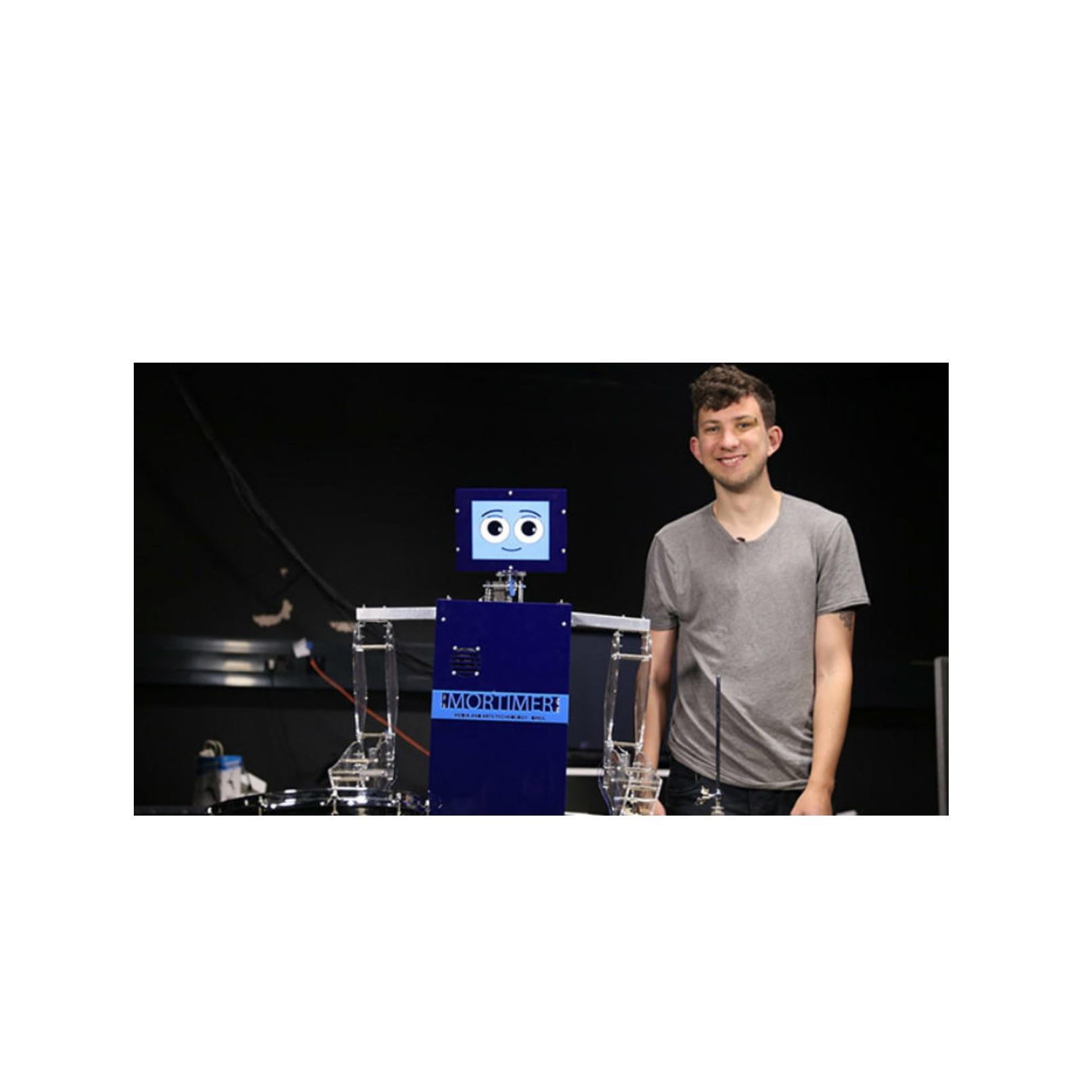 mortimer robot