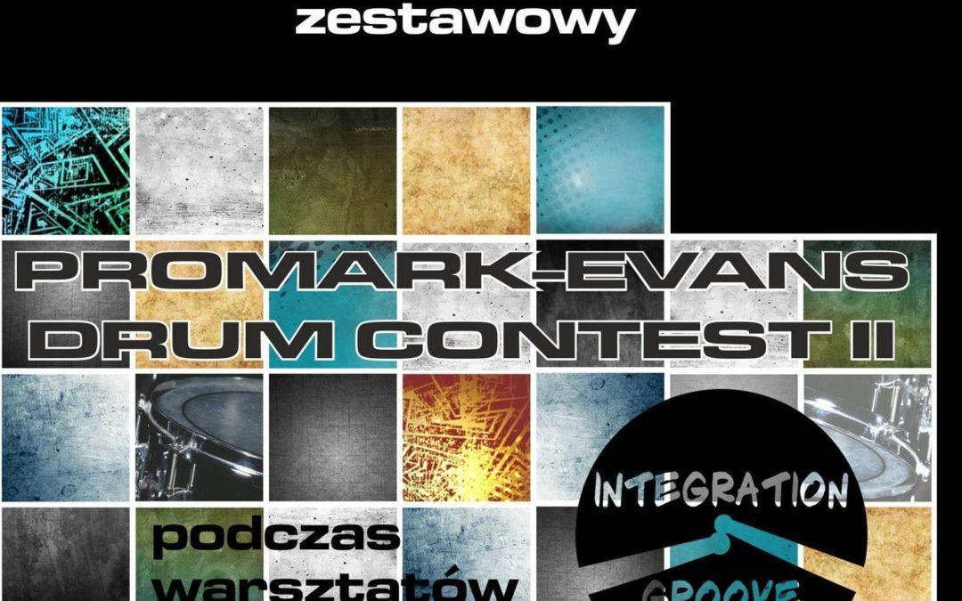 Konkurs Promark-Evans Drum Contest II