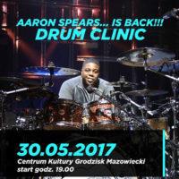 Aaron Spears wraca do Polski
