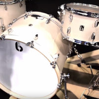 NAMM 2017: stanowisko firmy British Drum Co