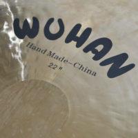 BeatIt testuje: gong Wuhan Wind Gong 22″