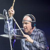 Red Hot Chili Peppers i pierwszy perkusista na jednej scenie