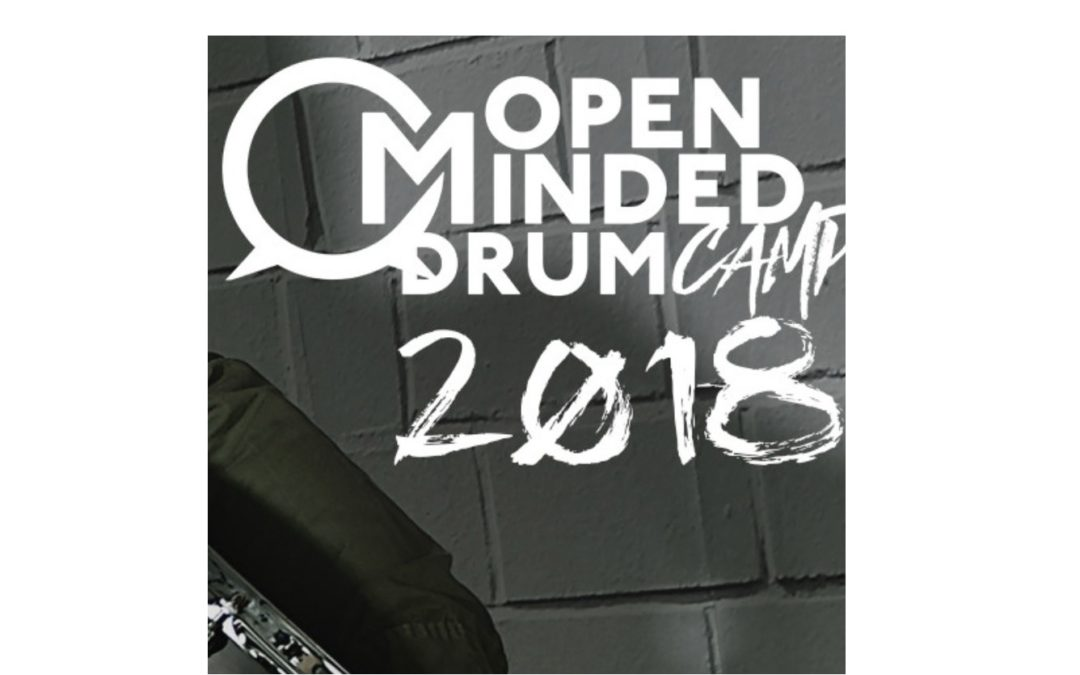 Nadchodzi Open Minded Drum Camp 2018