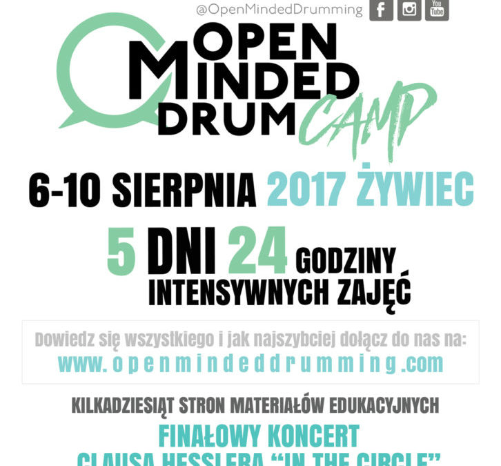 Open Minded Drum Camp