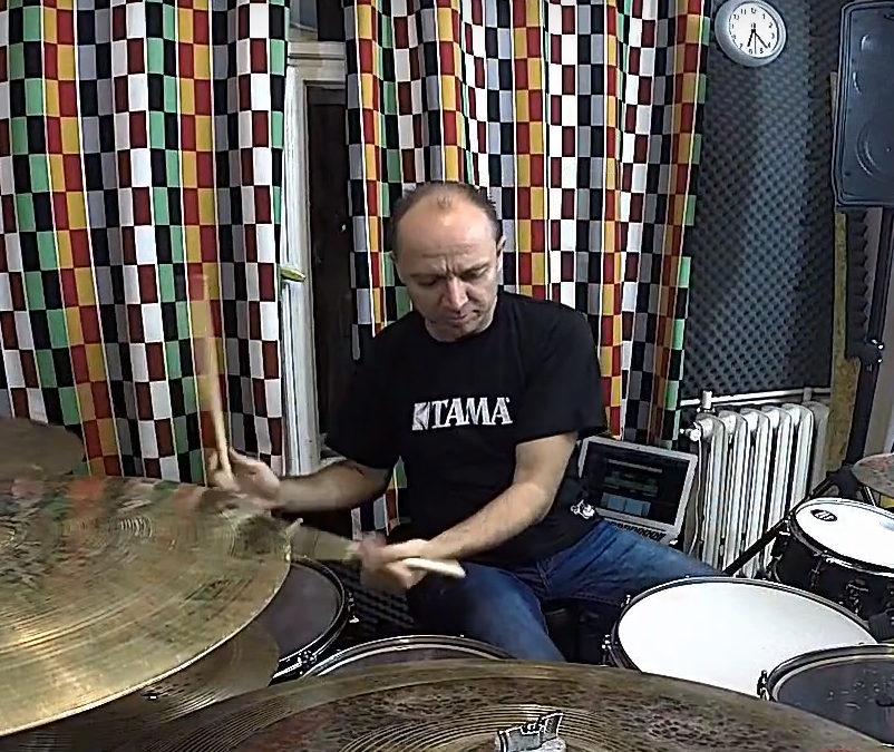 Peter Szendofi – solo perkusyjne