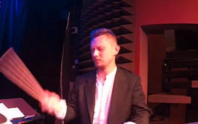 Robert Rasz & Marcin Łosik Trio - solo perkusyjne