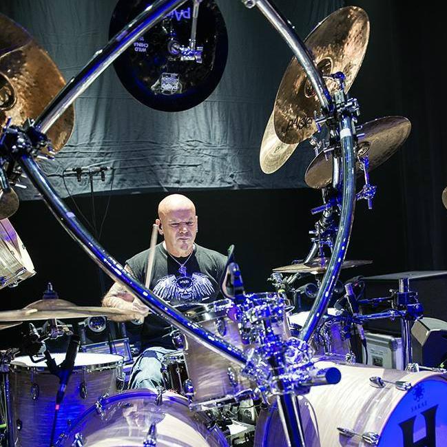 Uriah Heep i Russell Gilbrook w Polsce